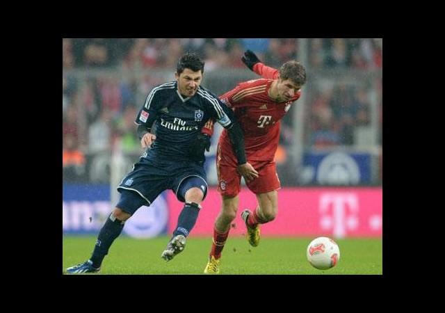 'Drogba Ve Sneijder'le Birlikte Oynamak İsterim'