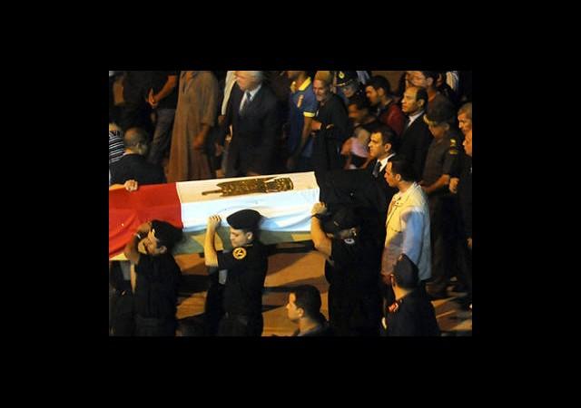 Öldürülen Polisler İçin Askeri Tören
