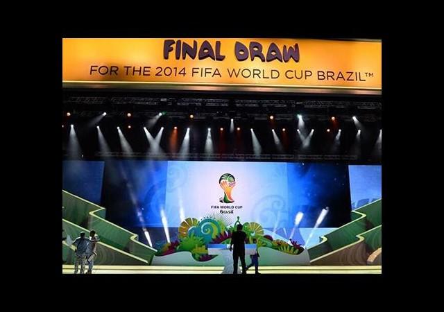 Dünya Kupası Öncesi Torbalar Belli Oldu
