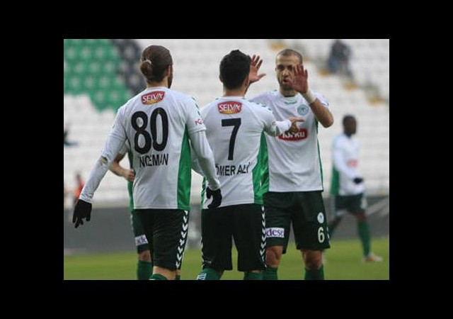 Torku Konyaspor'dan TFF'ye sürpriz başvuru!