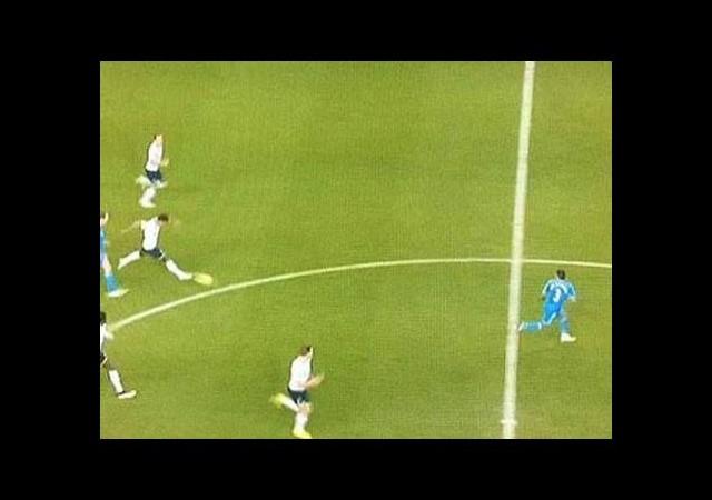 Tottenham maçında skandal ofsayt kararı!