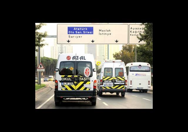 İstanbul'da Okul Trafiği Başladı