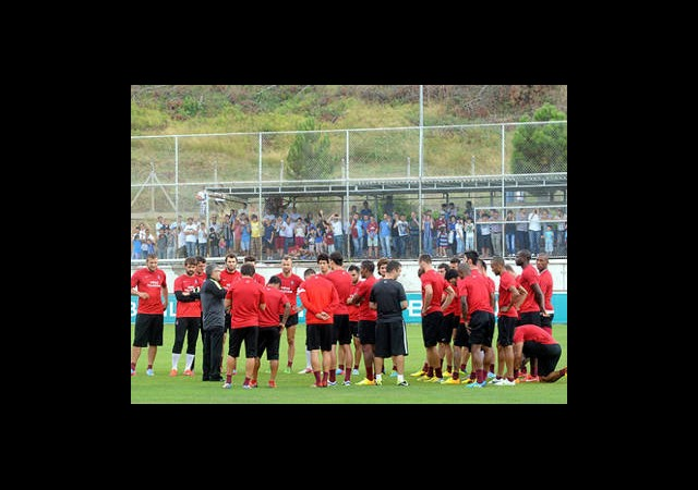 Trabzon'da Hazırlıklar Başladı