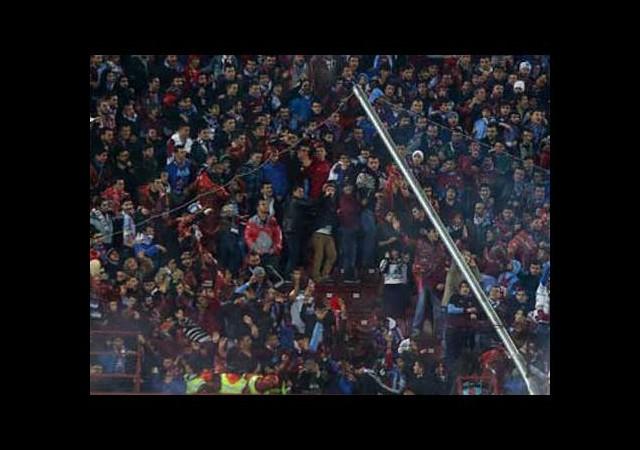 Trabzonspor'da isyan: Ligden çekilelim