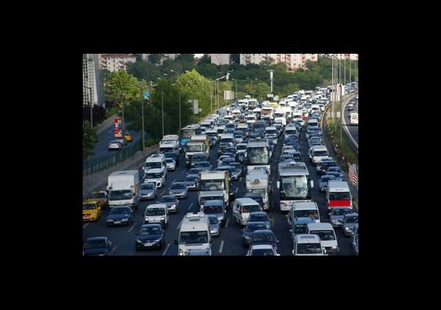 Trafikte Herkes 'Eşit' Oluyor