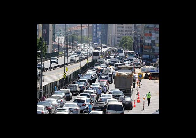 Bayramda 'Trafik Canavarına' Dikkat!