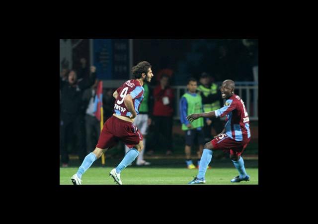 Karabükspor-Trabzonspor Canlı Anlatım