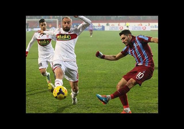 Trabzonspor - Sivasspor | Süper Lig Maç Özeti