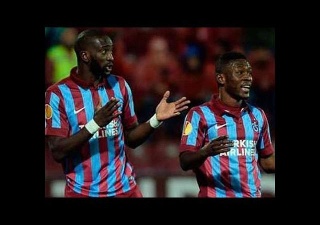 Trabzonspor'a hükmen tehlikesi geri adım attırdı