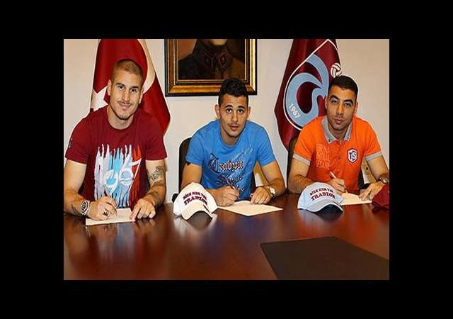 Transferde Trabzon fırtınası