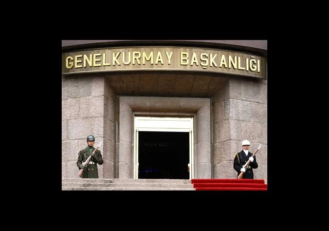 TSK'dan Balyoz Kararlarıyla İlgili Açıklama