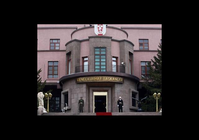 TSK'dan 'Donanma'da İstifa' Açıklaması