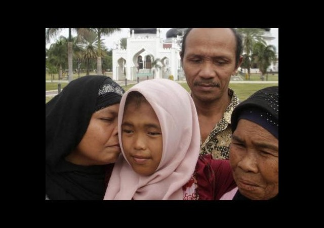 Tsunamide kayboldu, 10 yıl sonra ailesine kavuştu