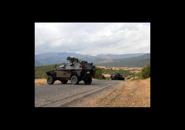 Tunceli'de dev Operasyon!