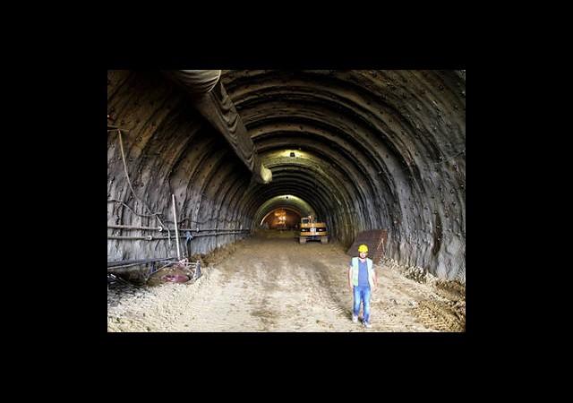 'Konak Tünelleri' 2014'te Hazır