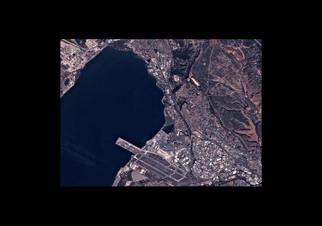 Uzaydan Türkiye'nin Fotoğrafını Çekti