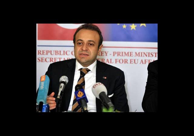 Türkiye AB'nin Yükünü Hafifletecektir