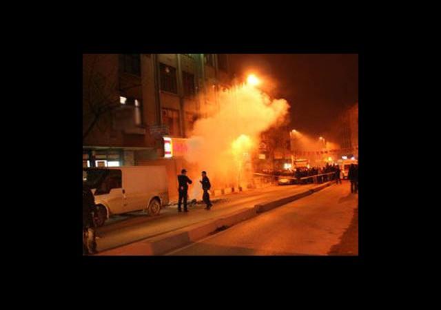 İstanbul Tuzla'da Patlama