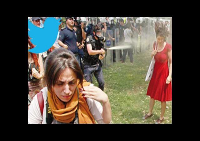 Twitter'a 'Gezi' Dopingi!