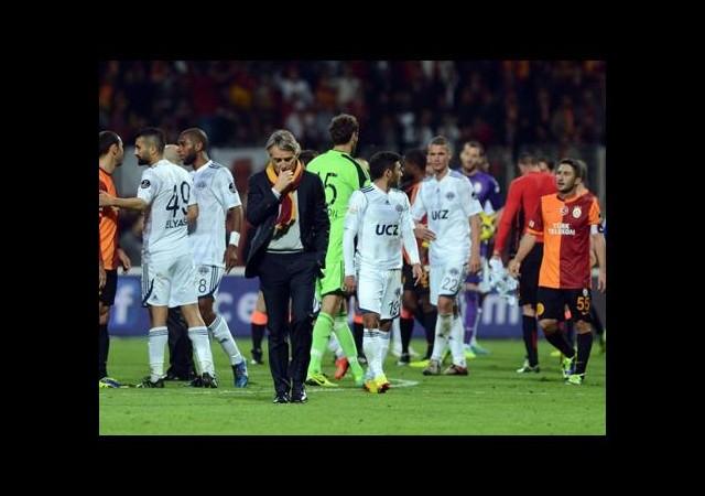 Galatasaray Uçurumun Kenarında!