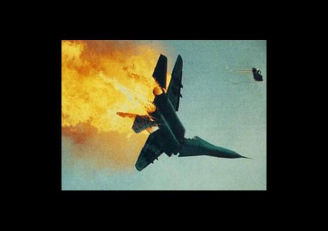 Muhalifler 2 Savaş Uçağı Düşürdü