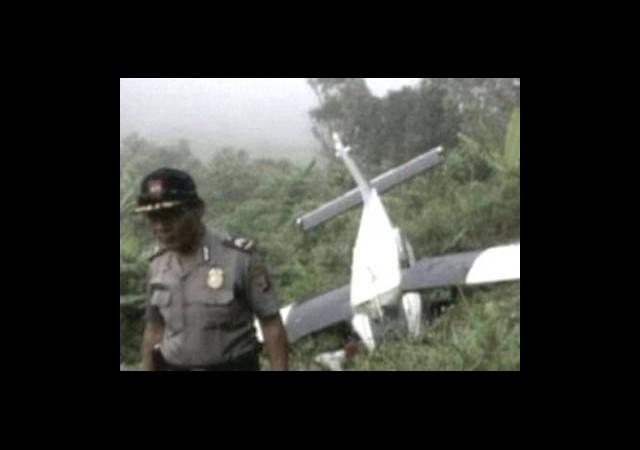 Kaybolan Uçağa Ulaşıldı