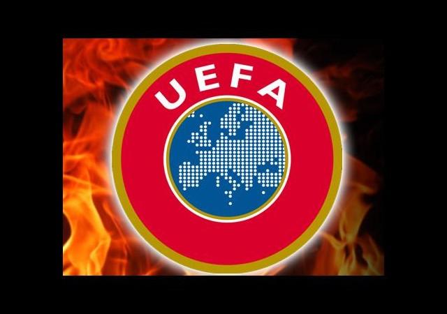 Galatasaray'a UEFA uyarısı