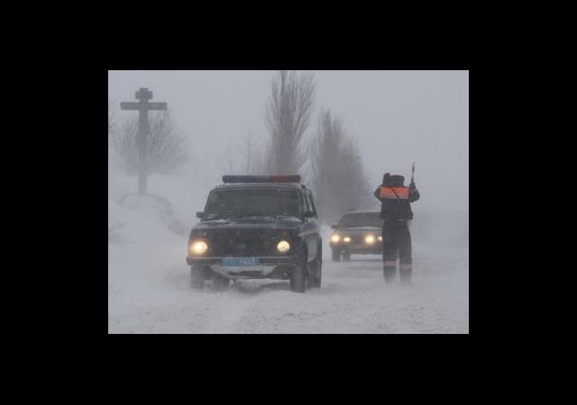 Soğuk Ukrayna'da 83 Can Aldı
