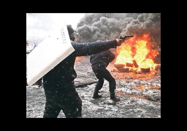 Ukrayna'da son 48 saat!