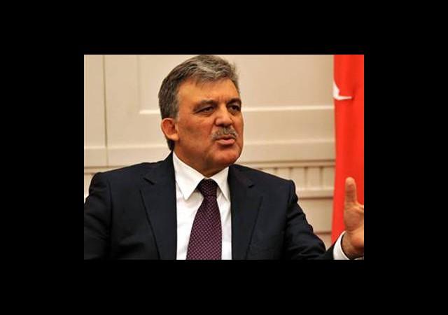 Cumhurbaşkanı Gül'den Mısır Analizi
