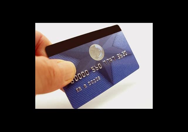 Yoksula Kredi Kartı Müjdesi