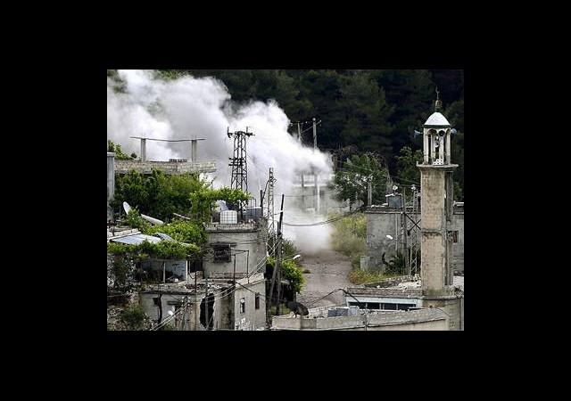 Suriye'de Kimyasal Gaz İddiası