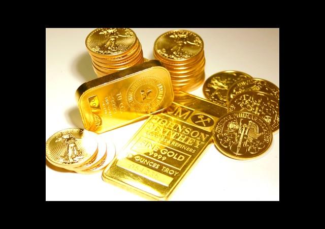 Altın Gaza Bastı!