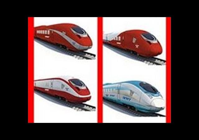 Hızlı Trenin Rengini Halk Seçecek