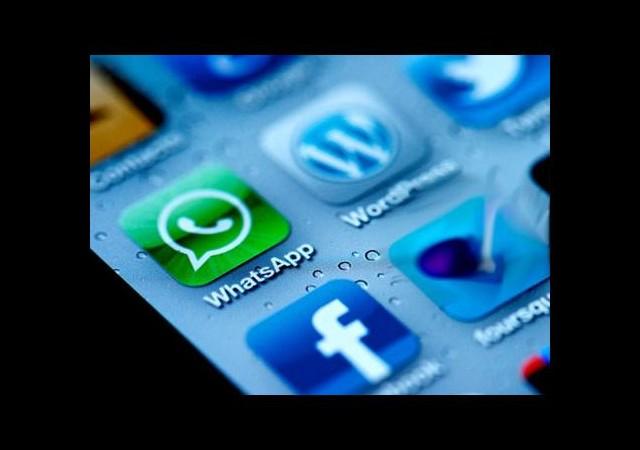 WhatsApp, Facebook'u Geride Bıraktı