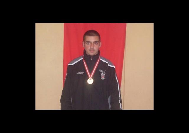 Beşiktaş'ın Genç Güreşçisi Hayatını Kaybetti