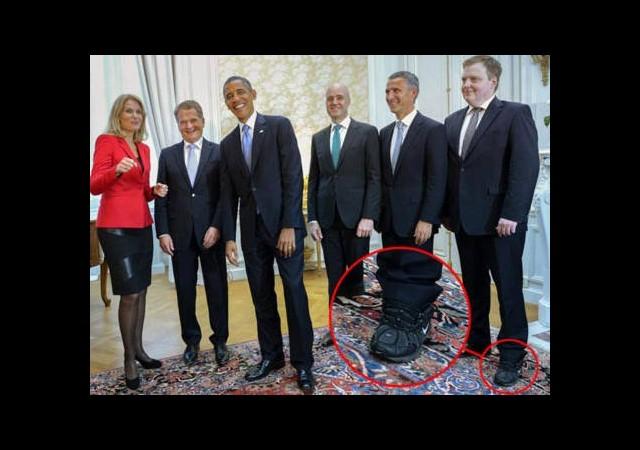 Obama Görüşmesine Böyle Gitti