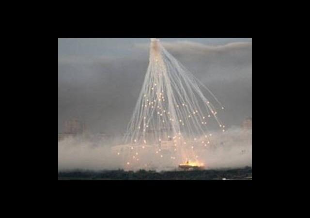 Suriye'de Fosfor Bombası mı Kullanıldı?