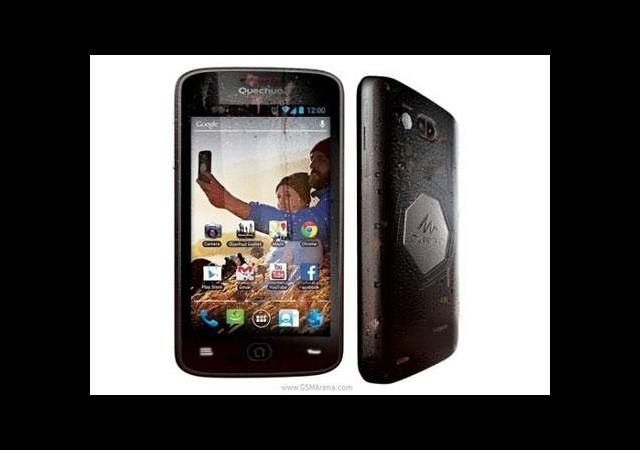 Quechua'dan Dünyanın En Sağlam Akıllı Telefonu Geliyor!