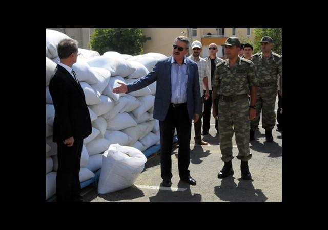 Diyarbakır'da 10 Ton Uyuşturucu Ele Geçirildi