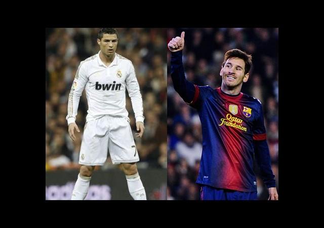 Messi İkinci, Ronaldo İlk 100'de Yok!