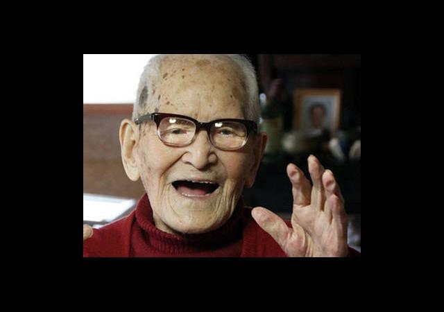 Dünyanın En Yaşlı Kişisi Öldü!