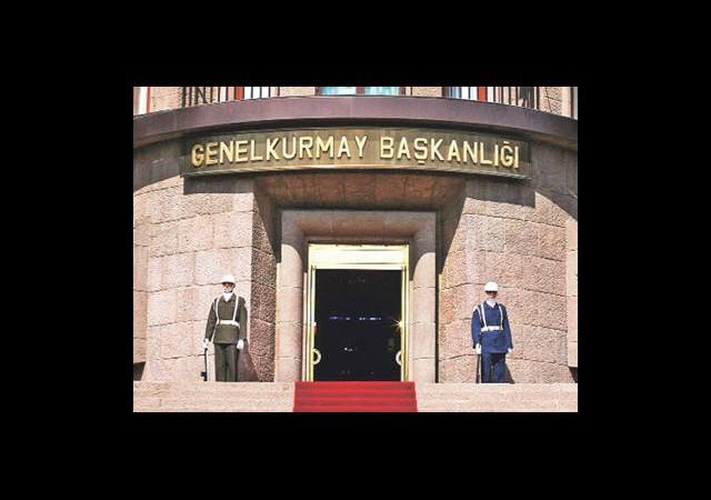 Genelkurmay'dan Ergenekon Açıklaması