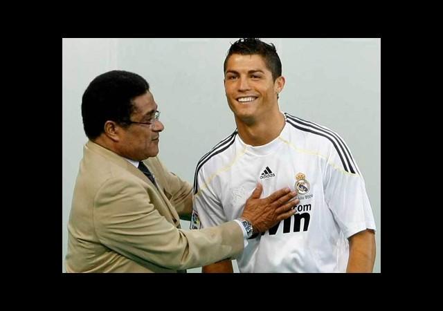 Ronaldo'dan Eusebio'ya Cevap Gecikmedi