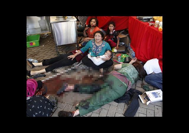 Dünyayı Ayağa Kaldıran Katliamda Türk İzi!