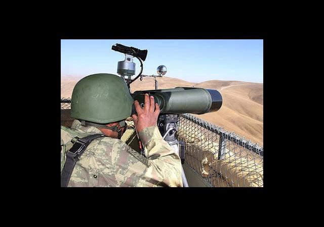 Kara Sınırlarımızı 51 Bin Personel Koruyor
