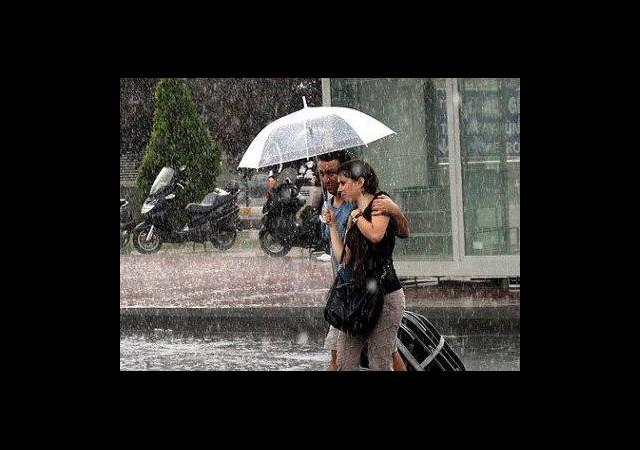 İstanbul'a Meteoroloji'den Uyarı!