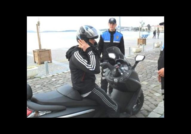 Motosiklet Kullananlar Dikkat!