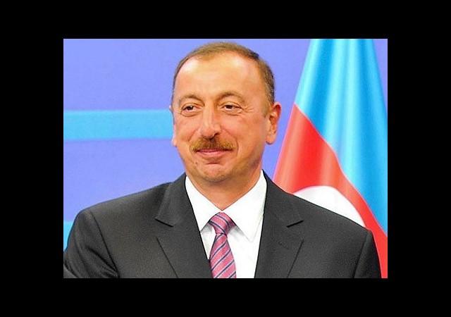 Aliyev Yemin Ederek Görevine Başladı