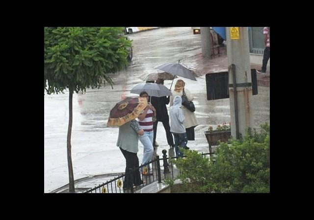 8 İle Sağanak Yağış Uyarısı!